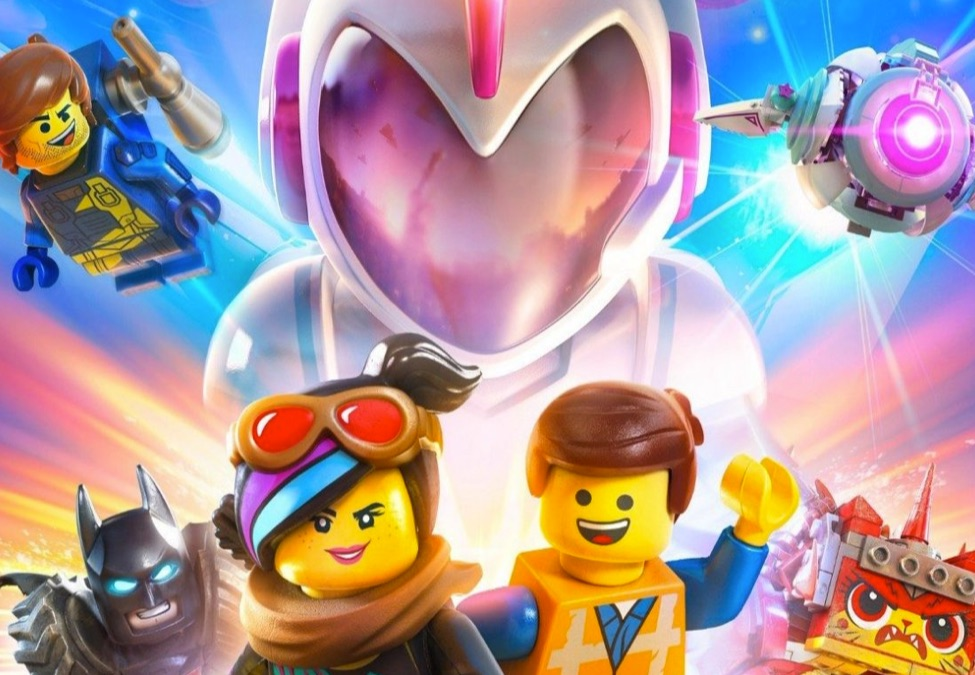 LEGO Video Games artwork