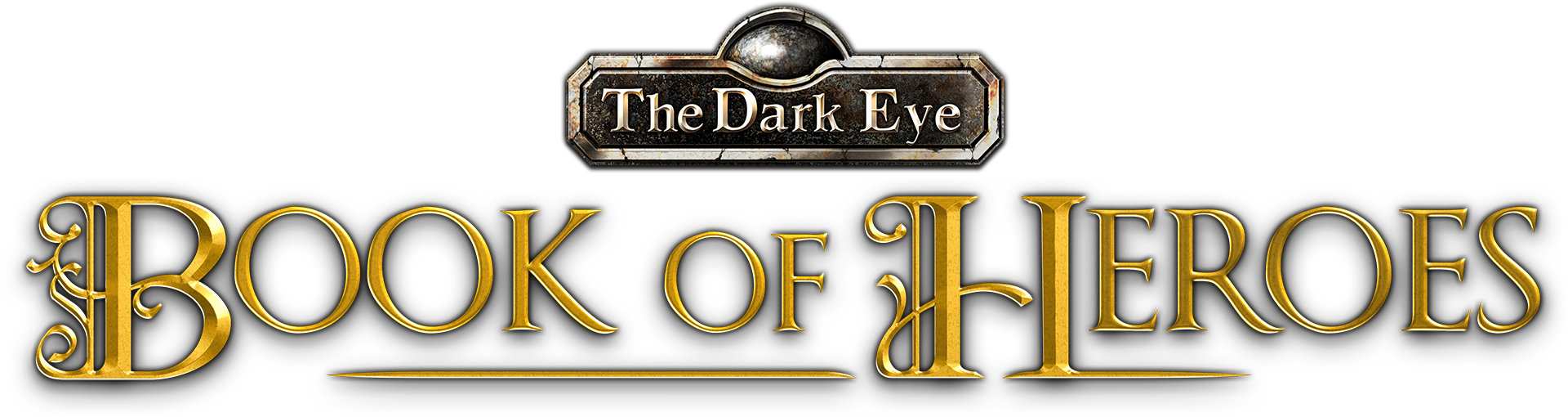 The Dark Eye: Book of Heroes logo
