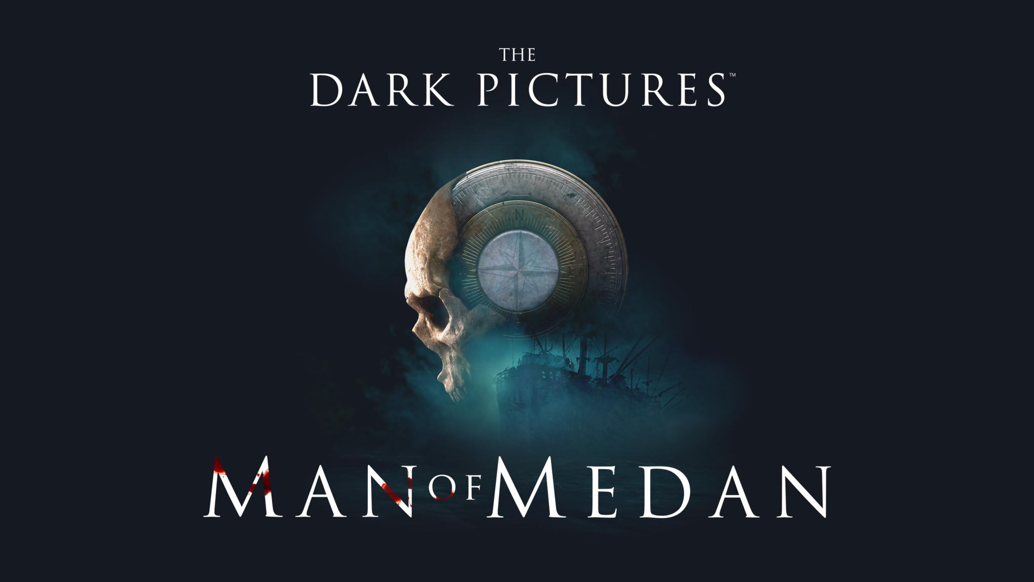 Man of Medan logo