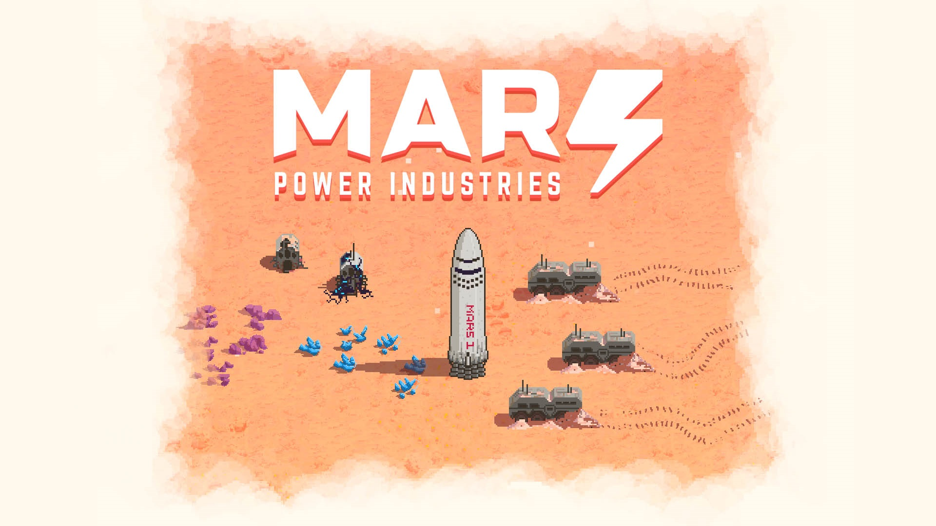 Mars Power Industries logo