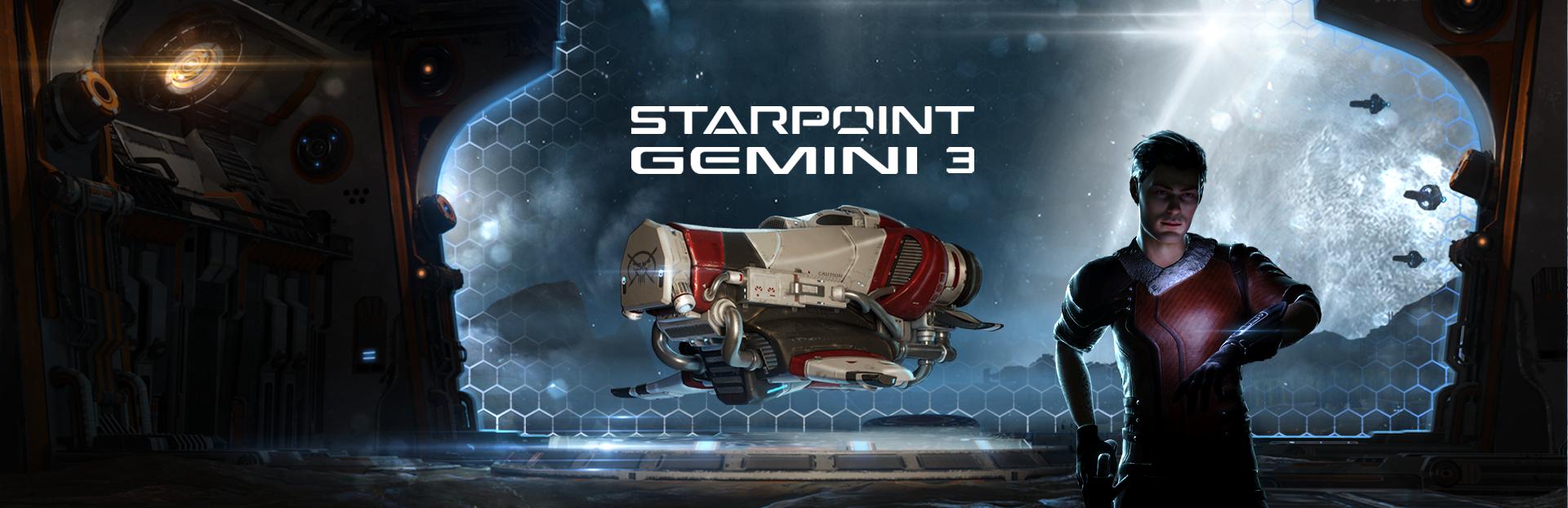 Starpoint Gemini 3 Header
