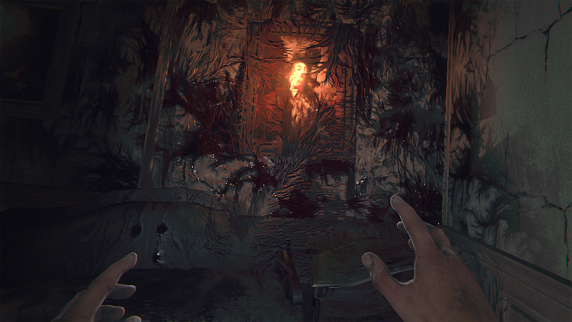 Layers of Fear VR gameplay