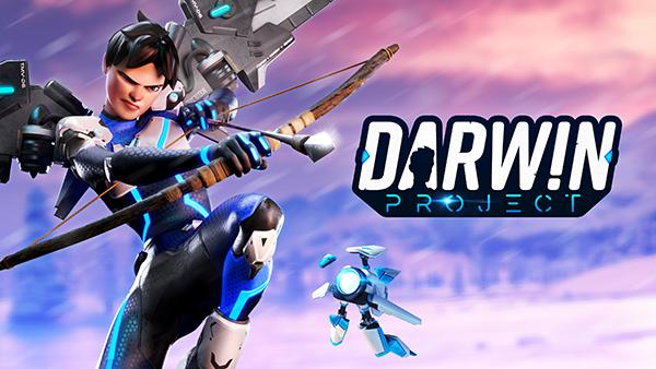 Darwin project logo