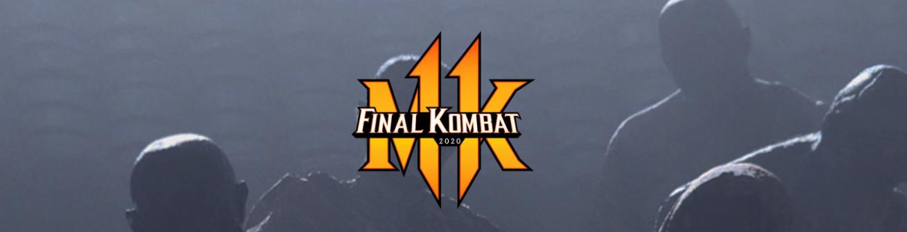Final Kombat 2020 logo