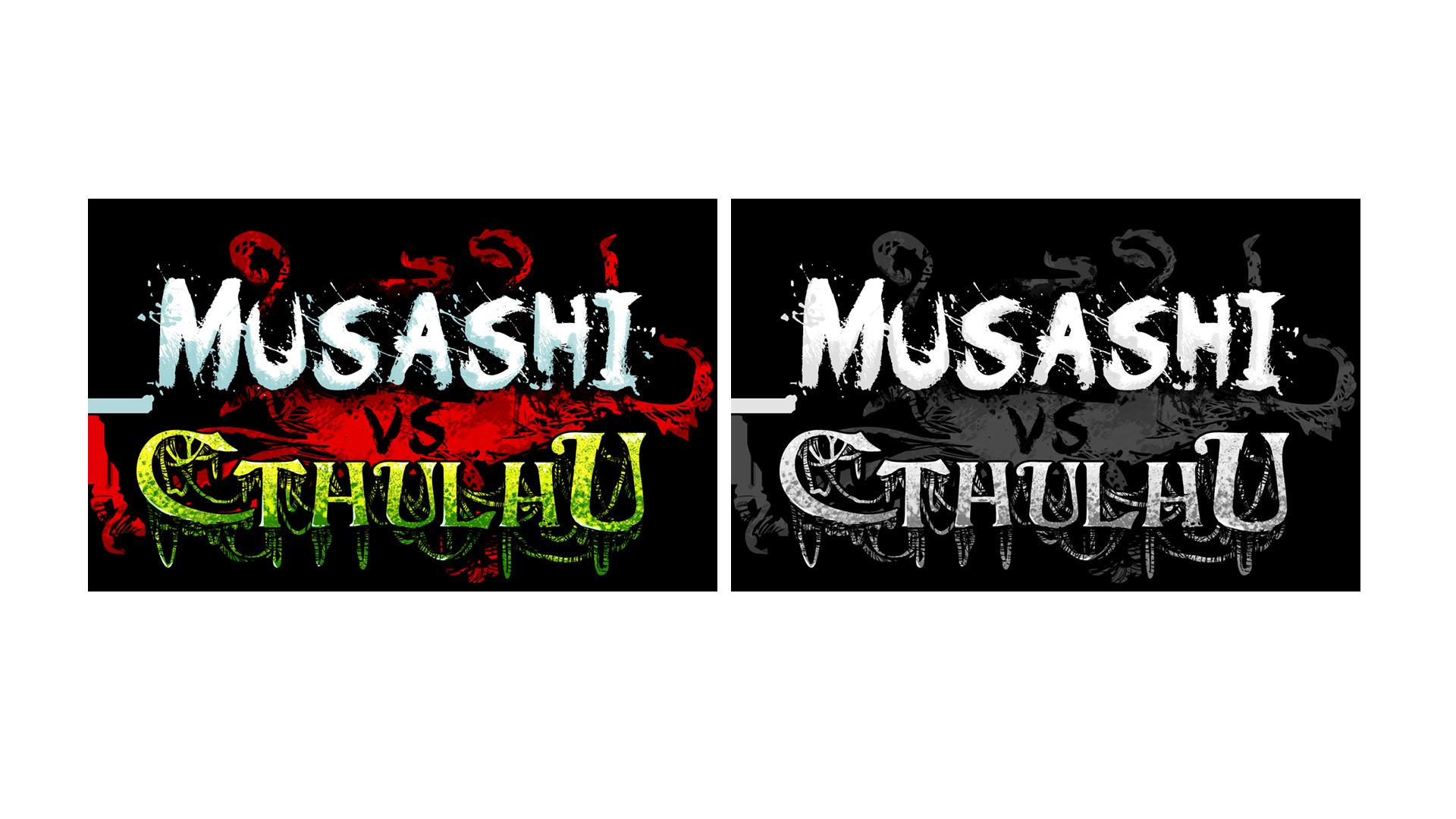 Musashi vs Cthulhu logo