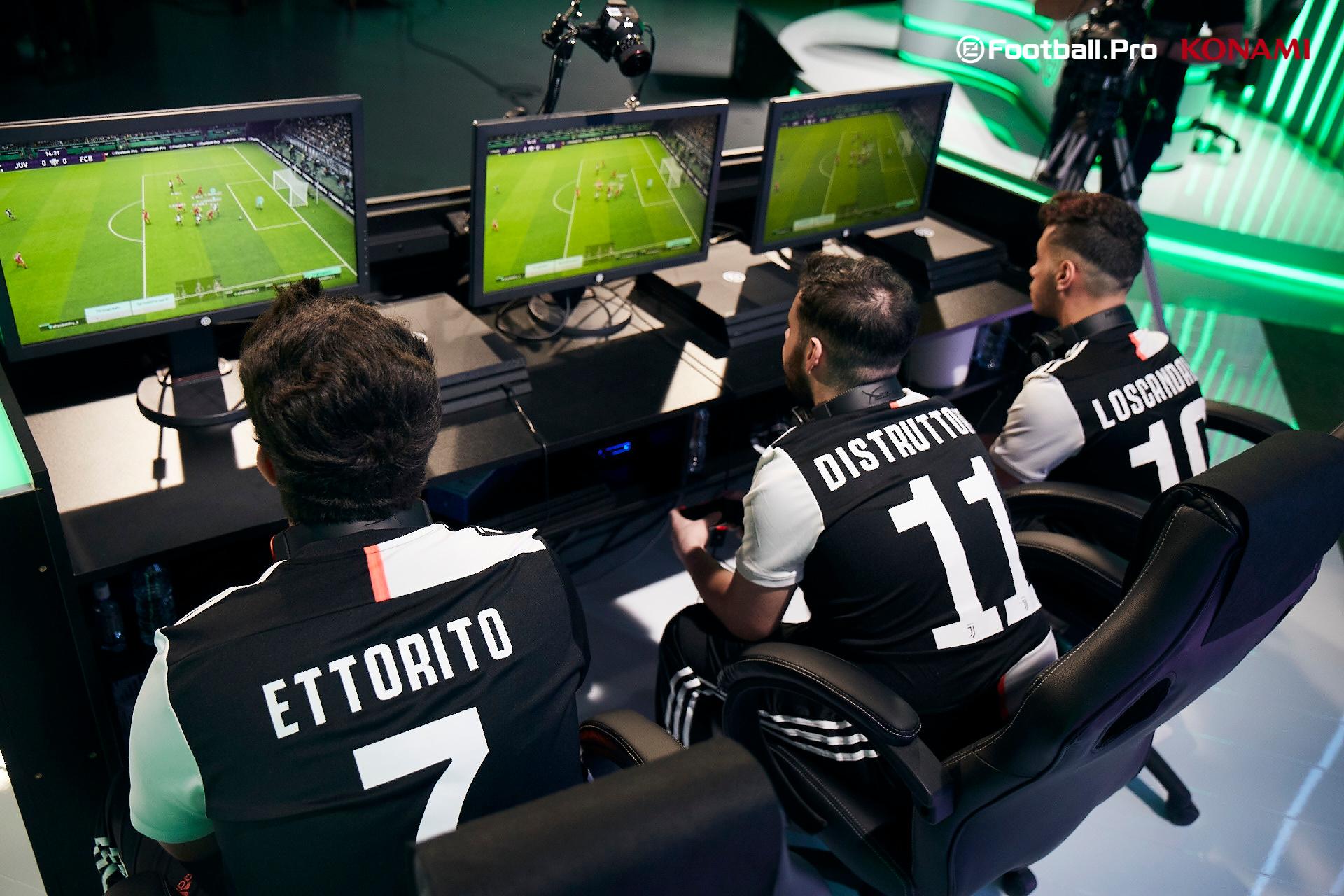 Matchday 5 Juventus Team
