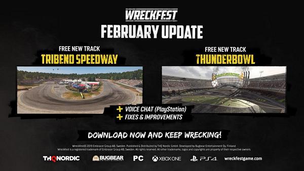 Update Wreckfest Logo