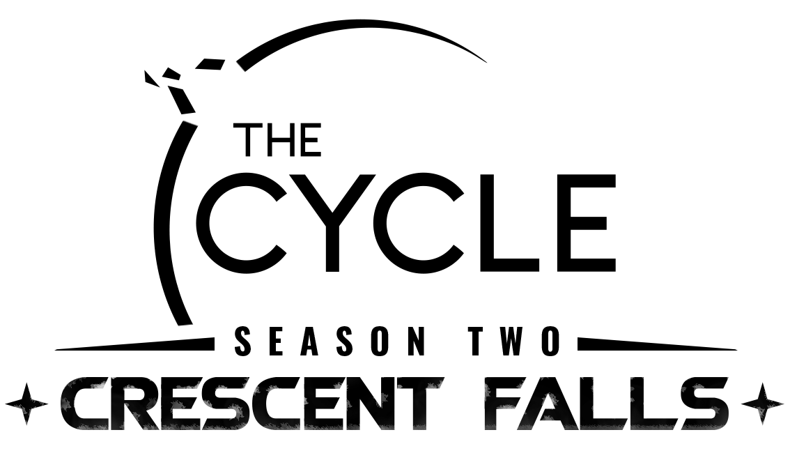 Season 2 Logo - Black
