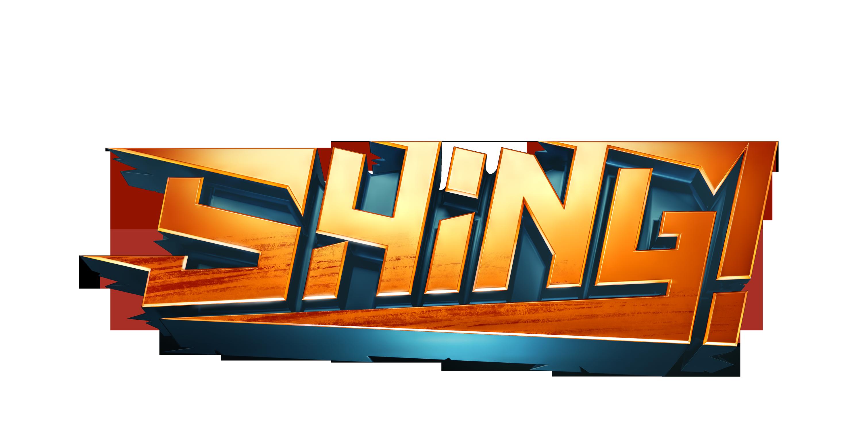Shing! Logo