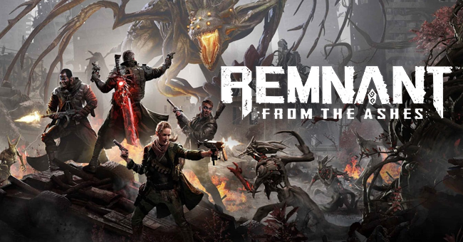 Remnant: From the Ashes logo