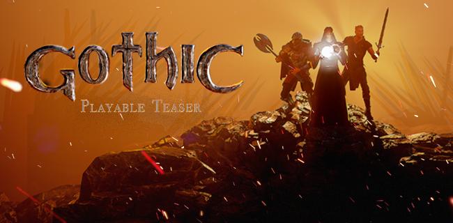Gothic Remake Logo