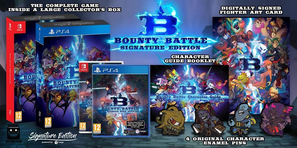 Bounty Battle Logo