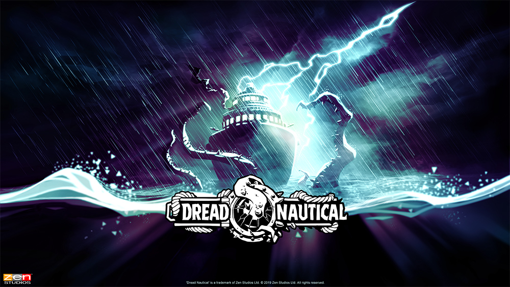 Dread Nautical logo