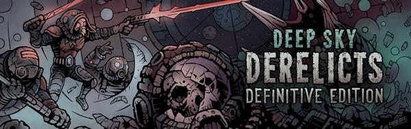 Deep Sky Derelict logo
