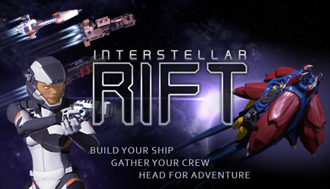 Interstellar Rift logo