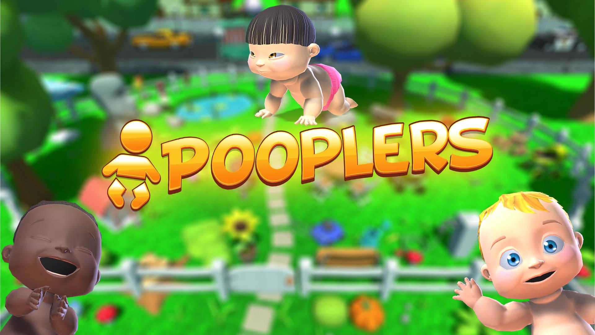 Pooplers logo