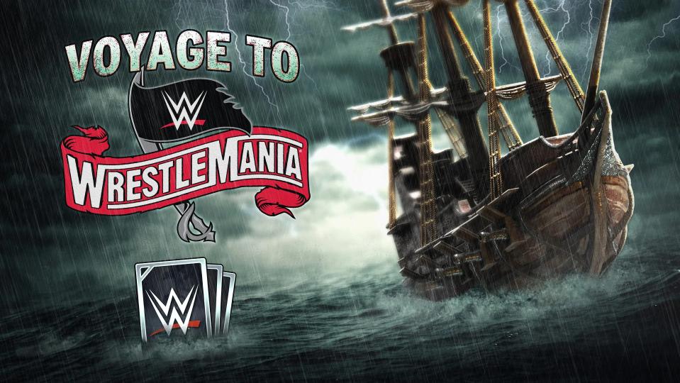 Voyage to Wrestlemania