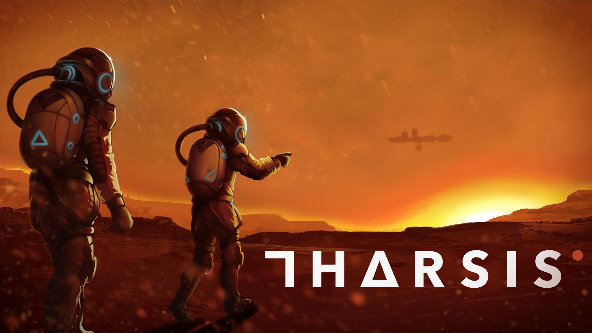 Tharsis eShop banner