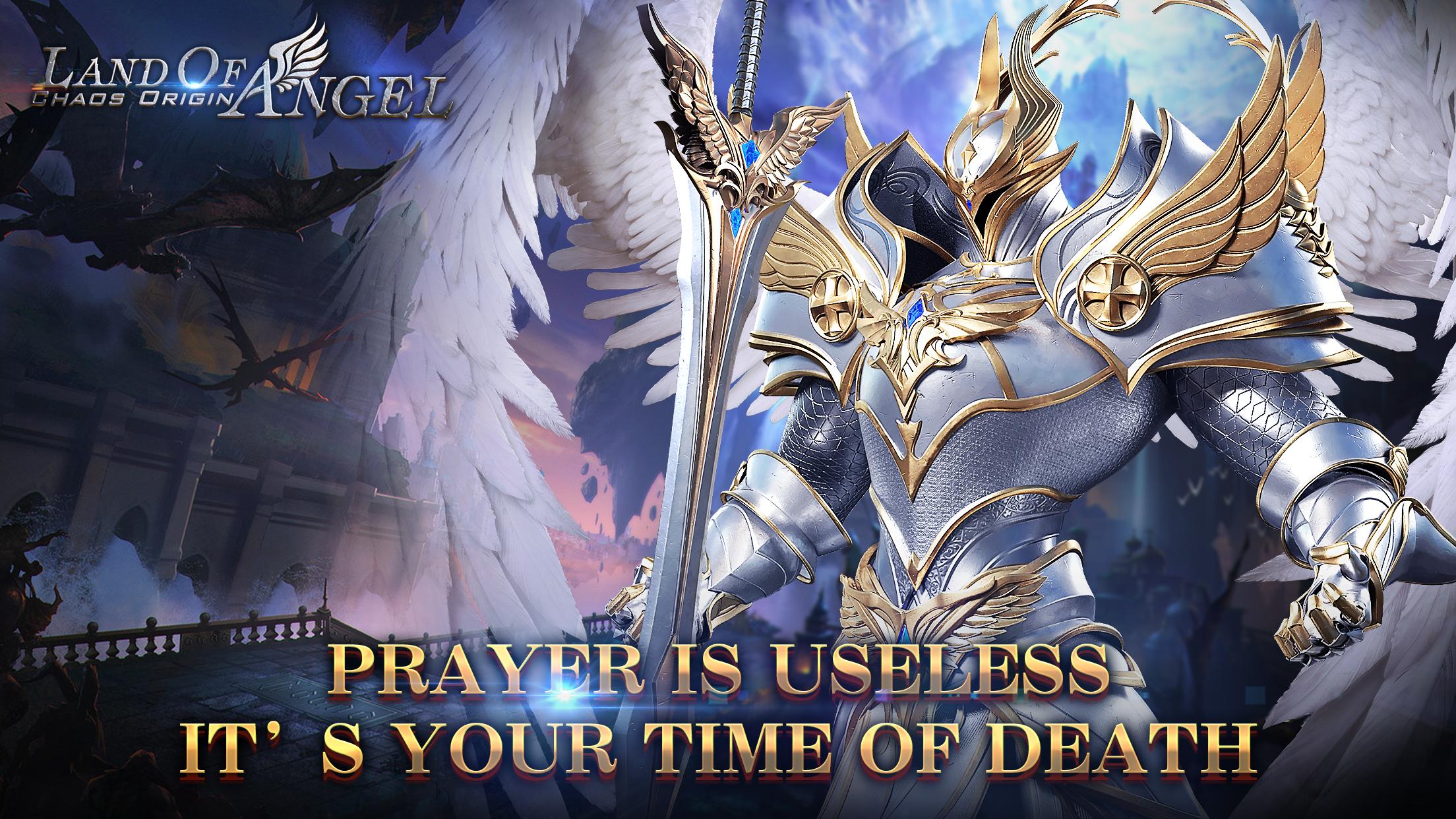 Land of Angel: Chaos Origin header image
