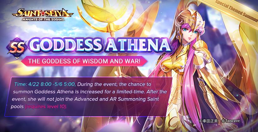 Godess Athena Artwork