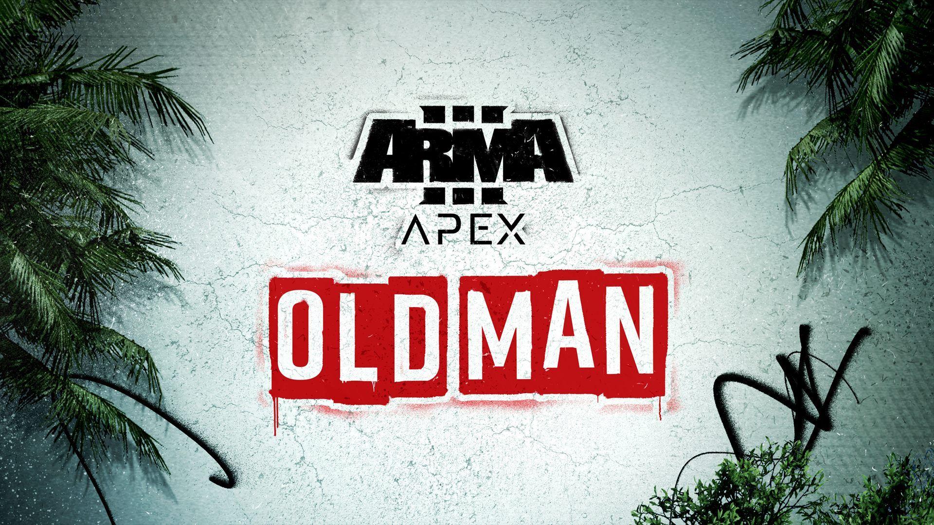 Arma III Apex Old Man logo