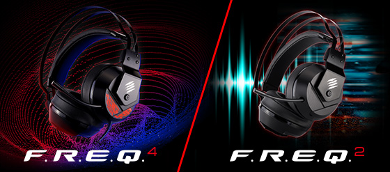 F.R.E.Q. Gaming Headsets
