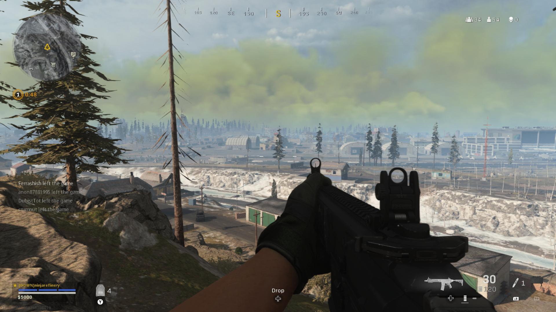 Call of Duty Modern Warfare Hokage Zero