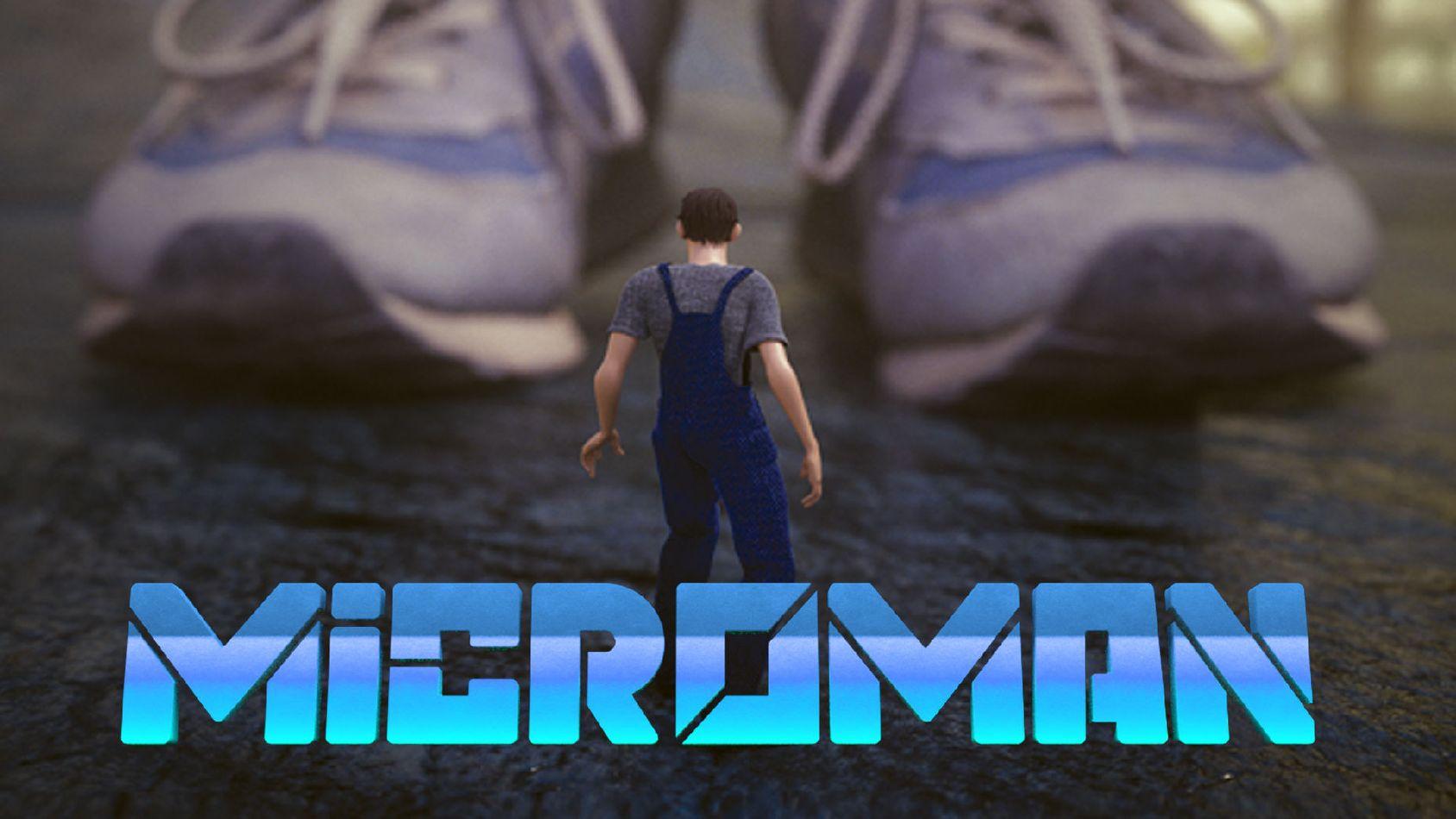 MicroMan Logo