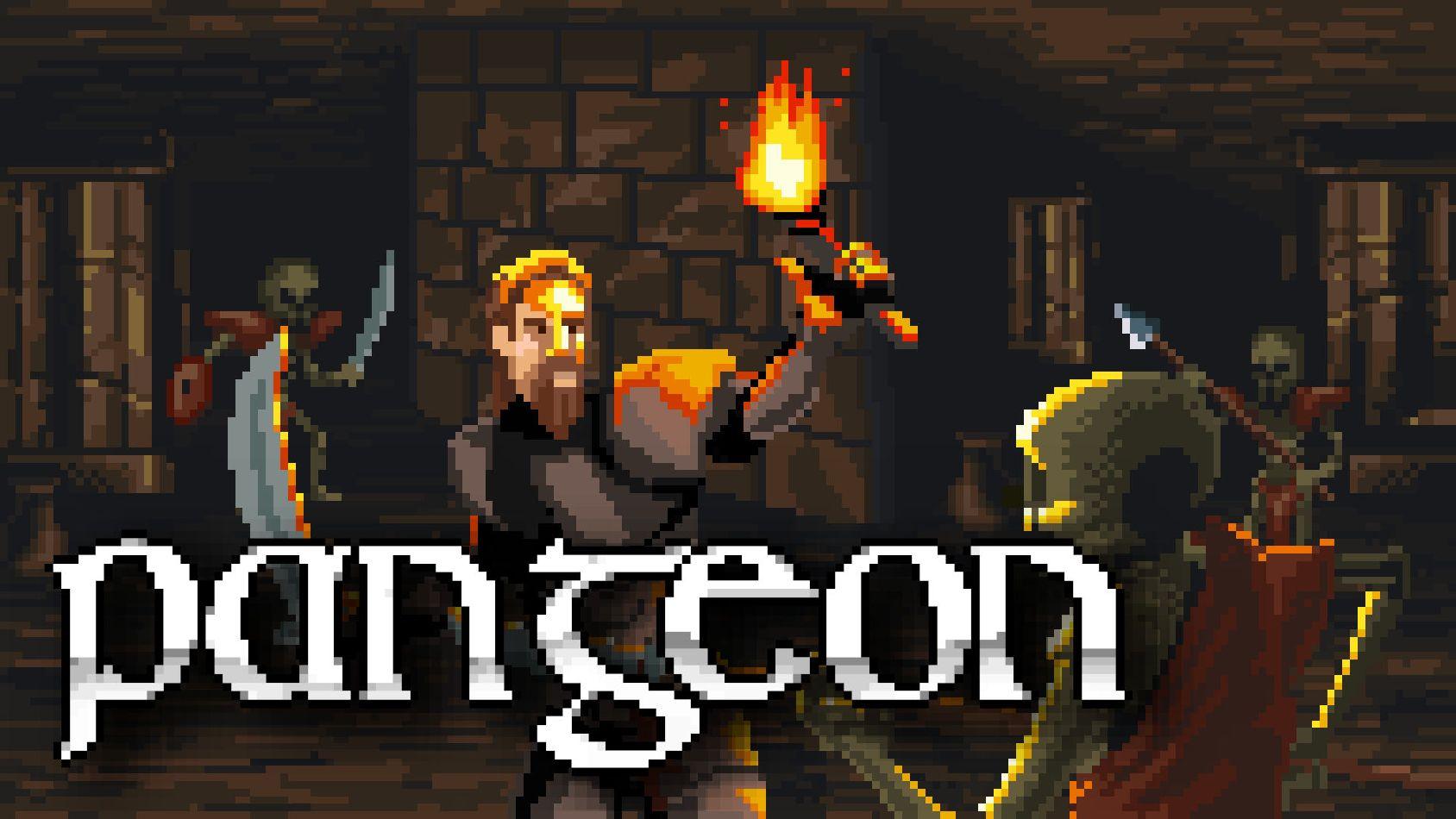 Pangeon logo