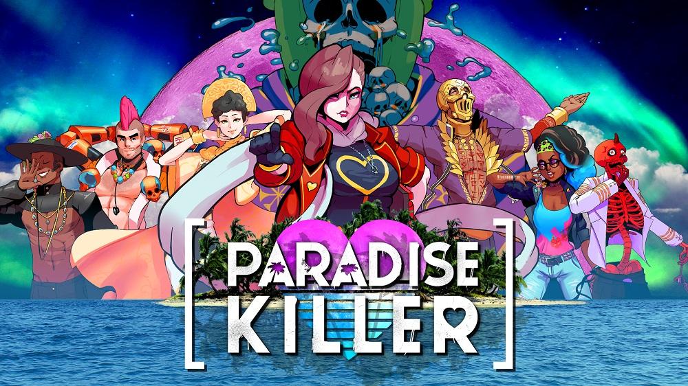 Paradise Killer logo