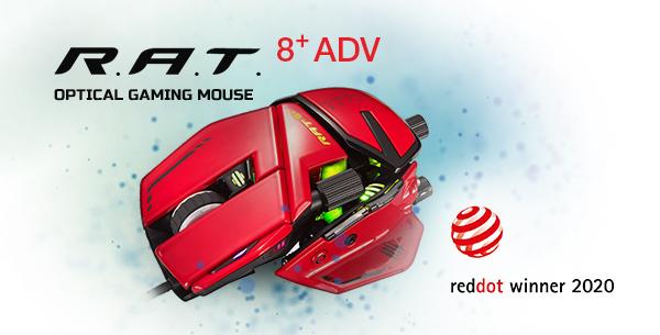 R.A.T.8-ADV Logo