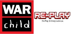 War Child, RE-PLAY Logo