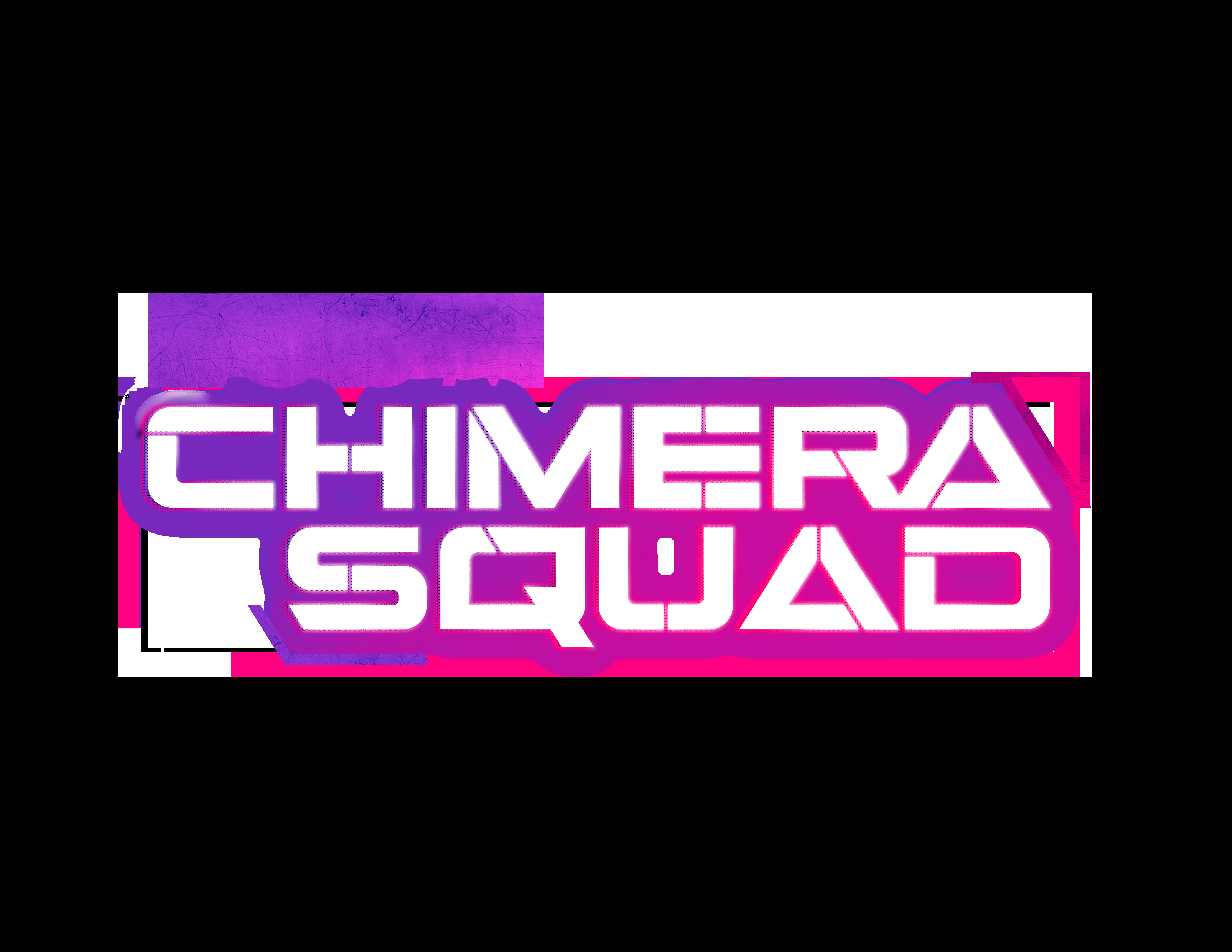 XCOM Chimera Squad Logo Transparent