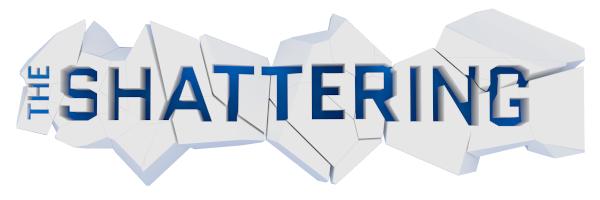 The Shattering Logo