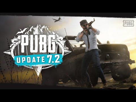 PUBG Update 7.2 Logo