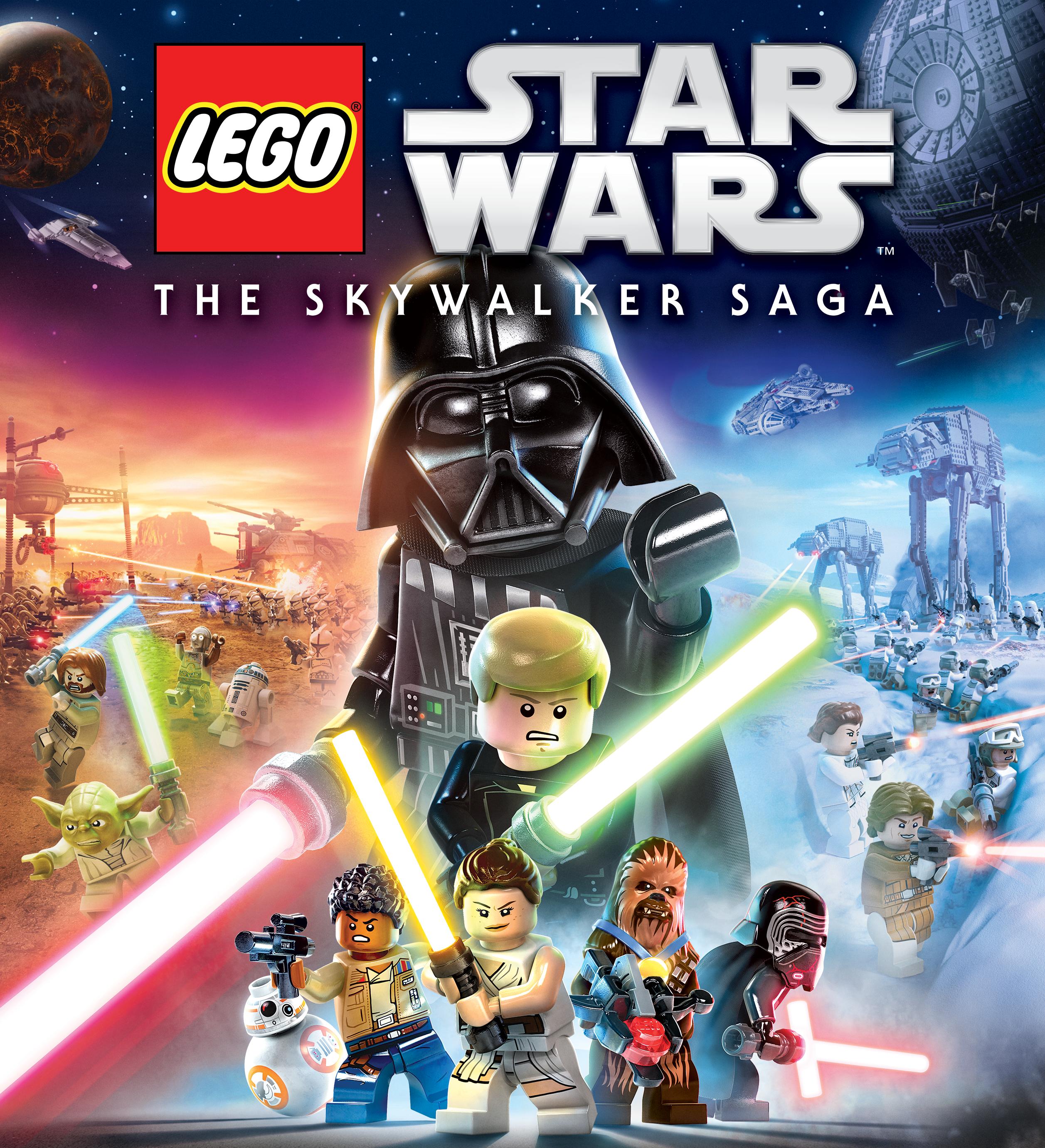 Star Wars The Skywalker Saga Artwork