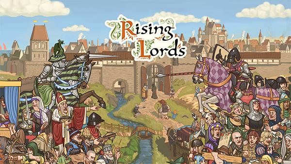 Rising Lords Logo