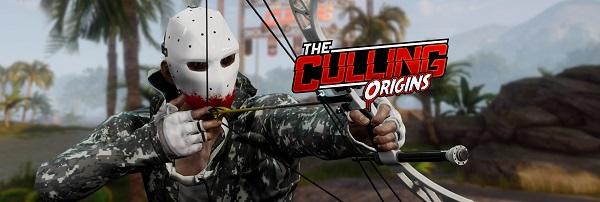 The Culling: Origins Logo