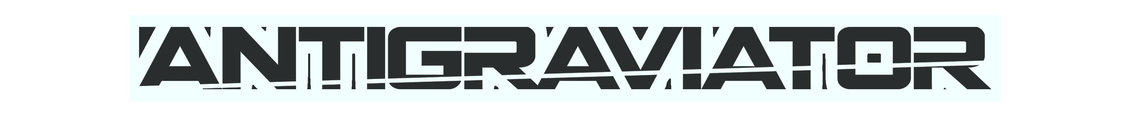 Antigraviator Logo
