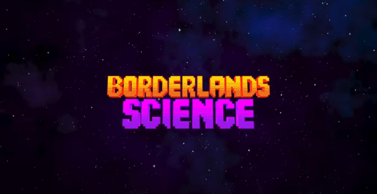 Borderlands Science logo