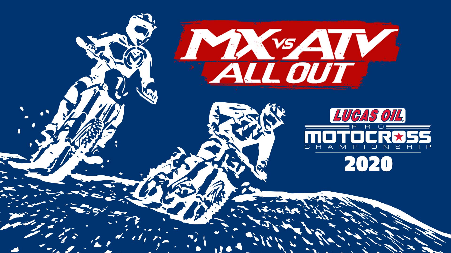 MX vs ATV All Out AMA Pro Motocross Championship