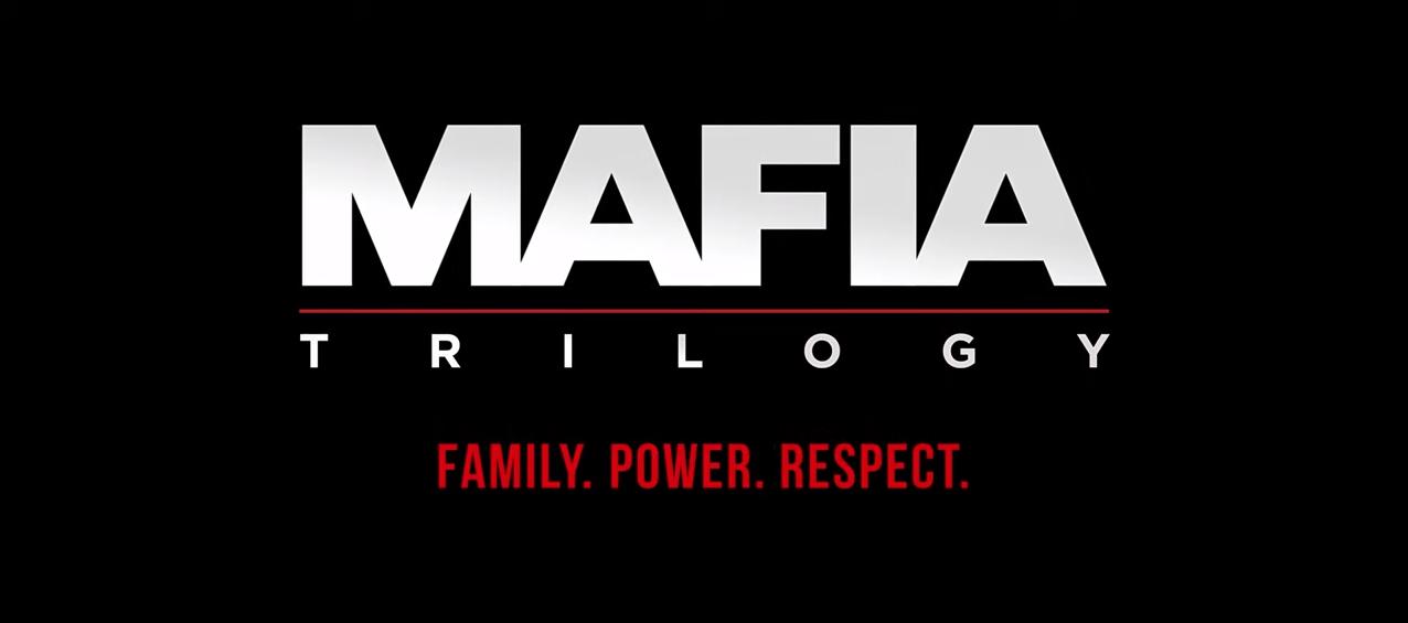 Mafia Trilogy logo