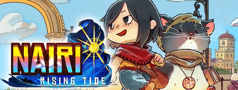 NAIRI: Rising Tide Logo