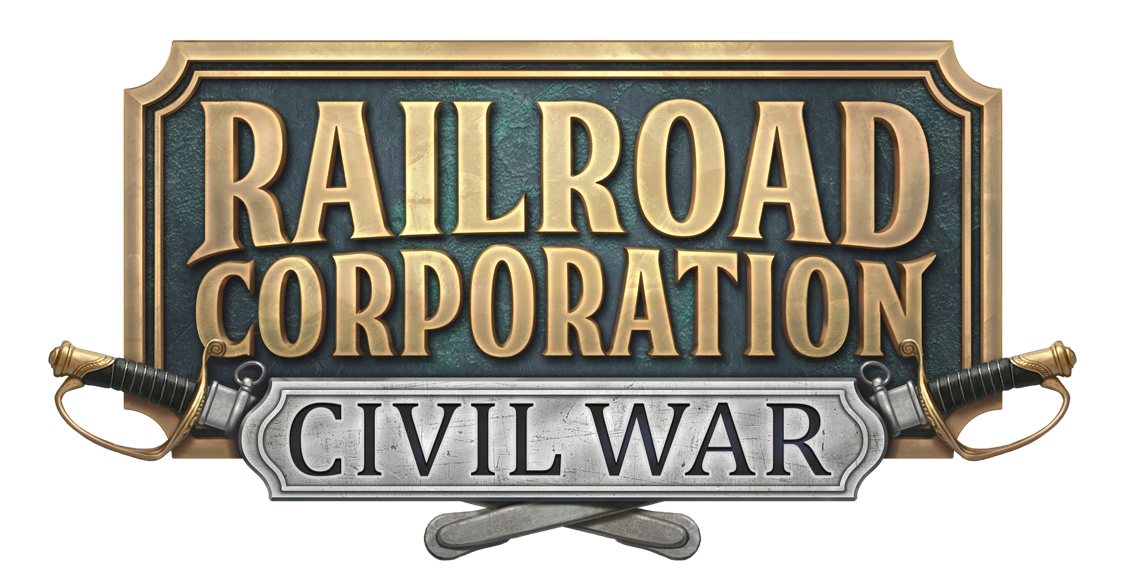 Railroad Corporation Civil War FLC logo