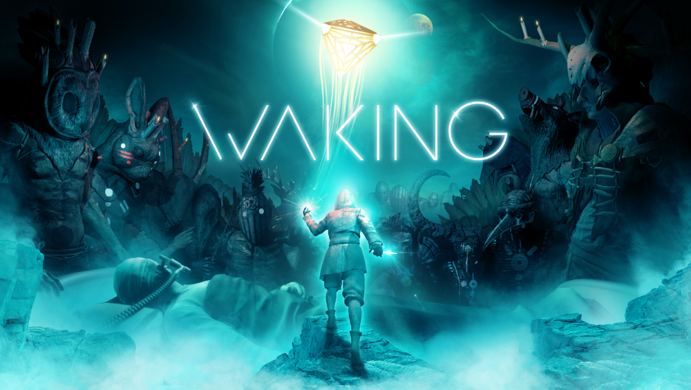 Waking Logo