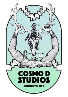 Cosmo D Studios Logo