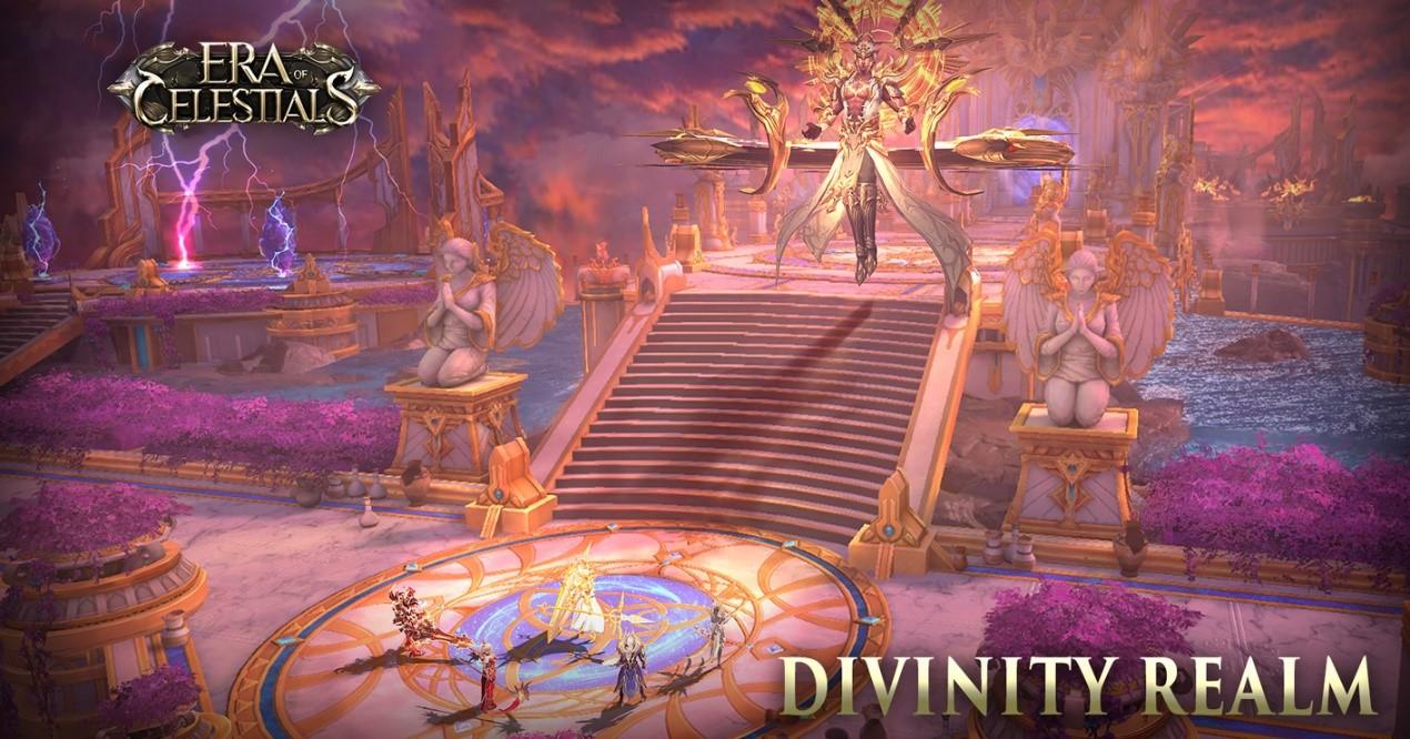 Divine Realm Artwork