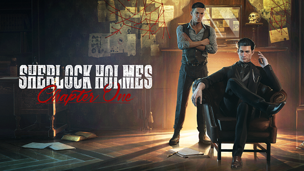 Sherlock Holmes Chapter One Artwork