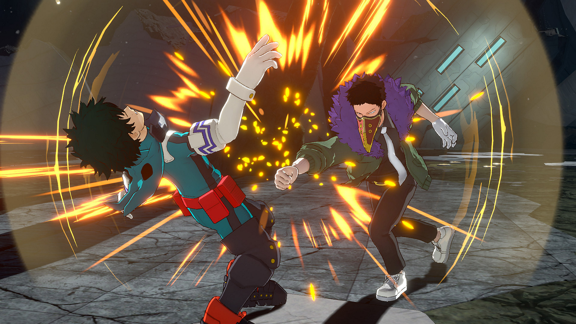 My Hero: One's Justice 2 review: Two For All | FULLSYNC