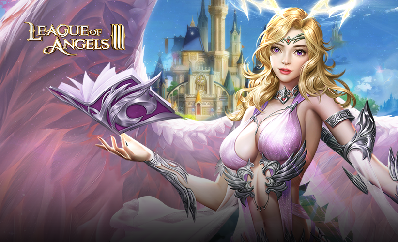 League of Angels III Logo